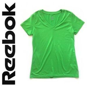 3 for $30: Reebok PlayDry Green Workout Shirt